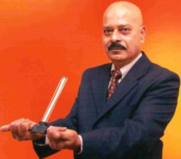 M. Sathiamurthi, India's No.1 Bioenergetician